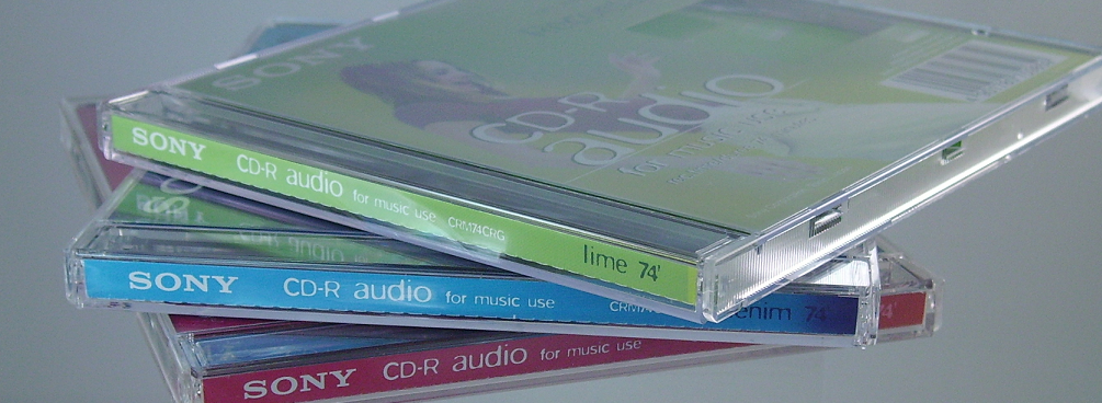 CD-R Audio