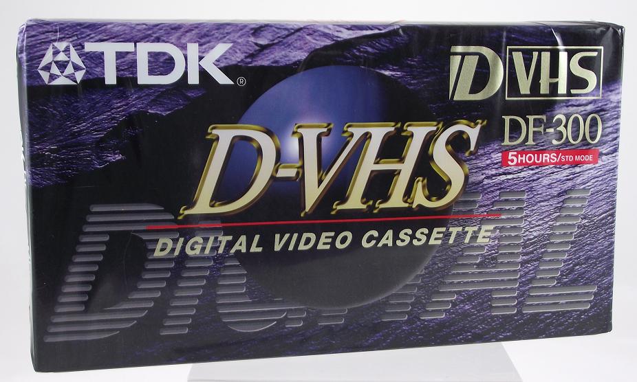 D-VHS (1998 – 2007)