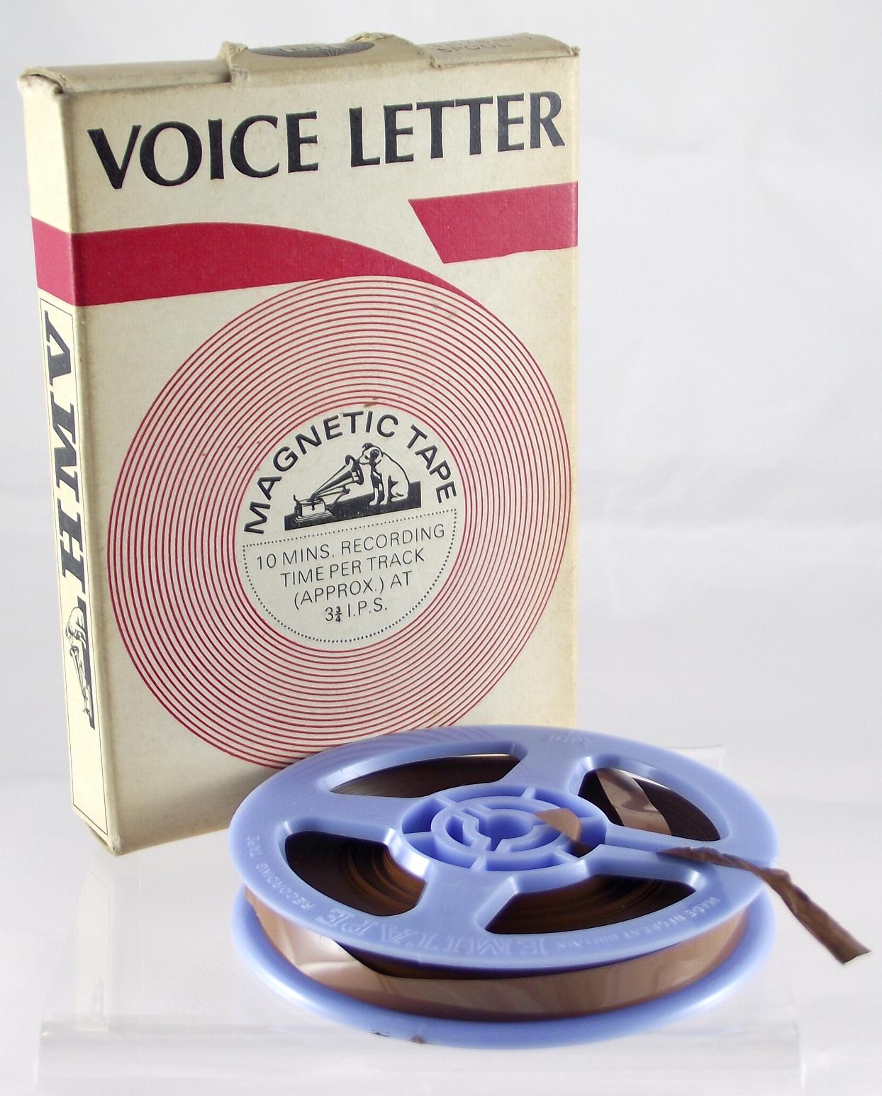 EMI Voice Letter
